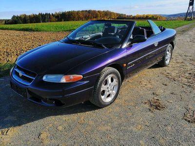 gebraucht Chrysler Stratus 2.0JX Cabrio Cabrio / Roadster