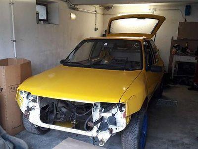 gebraucht Peugeot 205 Rallye 1.9 Klein-/ Kompaktwagen