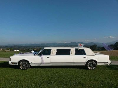 gebraucht Lincoln Town Car Classik Stretchlimo v8 Limousine Limousine