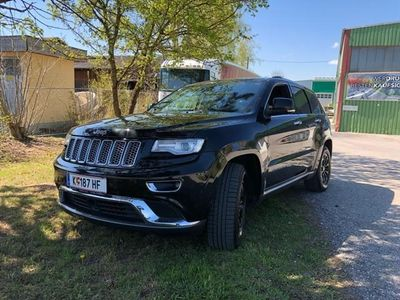 used Jeep Grand Cherokee 3,0 V6 CRD Summit