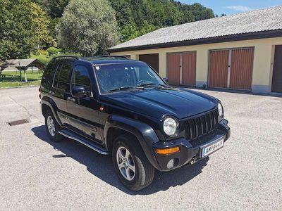 gebraucht Jeep Cherokee 3,7 Limited Aut.