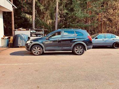 """gebraucht Chevrolet Captiva LT """"Luxus"""" 2,0 Ds. 4WD """"LT """"""""Luxus"""""""" """" Pickerl Neu"""