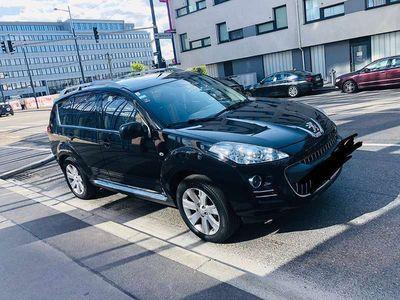 gebraucht Peugeot 4007 EXCL.HDI 160 SUV / Geländewagen