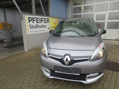 gebraucht Renault Scénic Energy dCi 110 Limited Kombi / Family Van