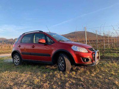 gebraucht Suzuki SX4 2,0 GLX DDiS 4WD Navigator SUV / Geländewagen
