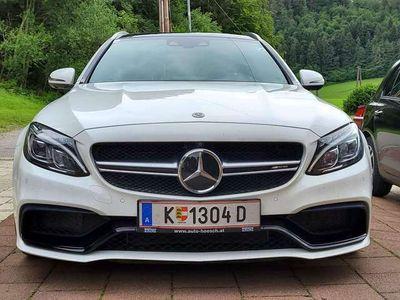gebraucht Mercedes C63 AMG AMG -Klasse Kombi (S205) S T Aut.