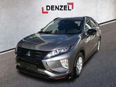 gebraucht Mitsubishi Eclipse Cross 2,2 DI-D 4WD Intense+ Blackline Aut. SUV / Geländewagen,