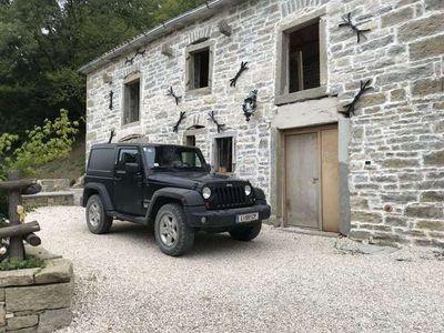 gebraucht Jeep Wrangler Sport 2,8 CRD
