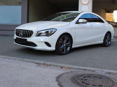 gebraucht Mercedes CLA180 *7G-DCT*LED*Parkpilot*