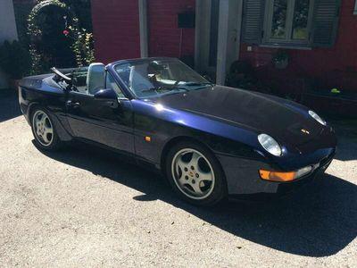 gebraucht Porsche 968 Cabrio, sehr gepflegt, Wertgutachten