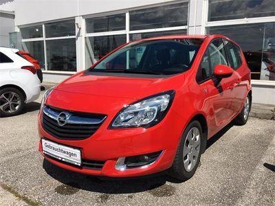 gebraucht Opel Meriva 1,3 CDTI Ecotec Österreich Edition Kombi