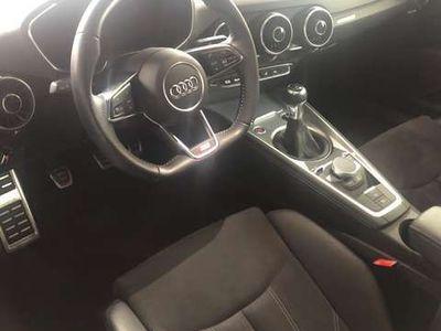 gebraucht Audi TT Coupé 2,0 TDI ultra S-Line