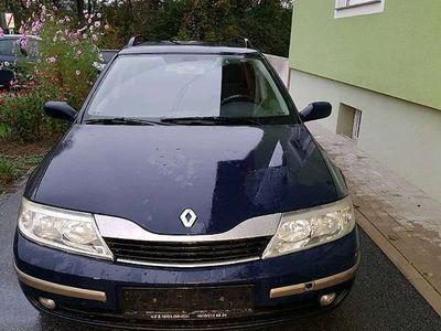 gebraucht Renault Laguna 1900 ccm Kombi / Family Van