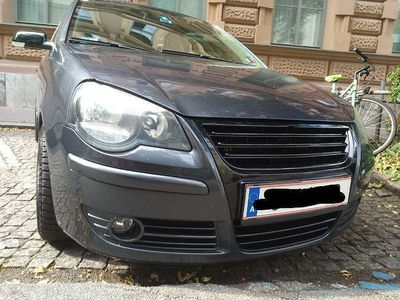 gebraucht VW Polo 1.4 coupe sportline 9N Klein-/ Kompaktwagen