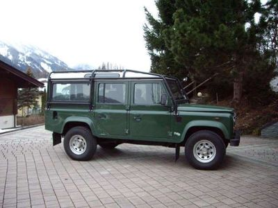 "used Land Rover Defender 110"" Station Wagon 2,5 TD"
