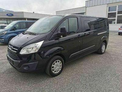 gebraucht Ford Custom TransitVariobus 2,0 TDCI L2H1 310 Trend Transporter / Kastenwagen