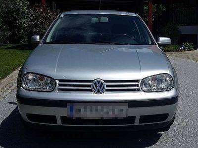 gebraucht VW Golf IV - 1.9 TDI Klein-/ Kompaktwagen