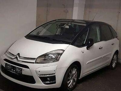 gebraucht Citroën C4 Picasso 2,0 Exclusive HDi EGS6 FAP