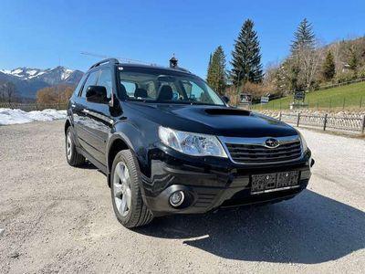 gebraucht Subaru Forester 2,0D XS