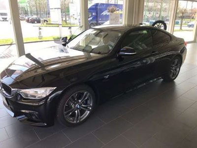 gebraucht BMW 418 4er-Reihe Coupe Diesel (F32) Coupe M Sport Aut.