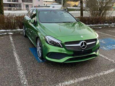 gebraucht Mercedes A180 d Aut. AMG