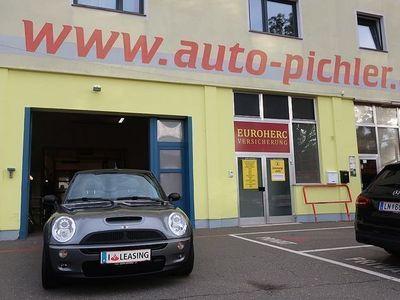 gebraucht Mini Cooper S Cabriolet Austrian Chili