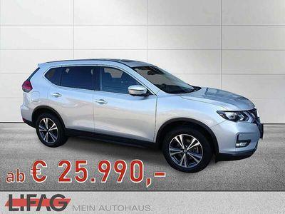 gebraucht Nissan X-Trail 1,7dCi 4x4 N-Way *-35% Preisvorteil*