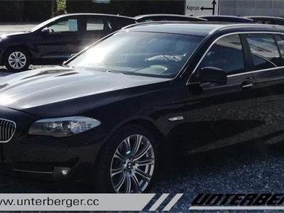 gebraucht BMW 525 5er-Reihe d xDrive Touring Österreich-Paket Aut. Kombi / Family Van,
