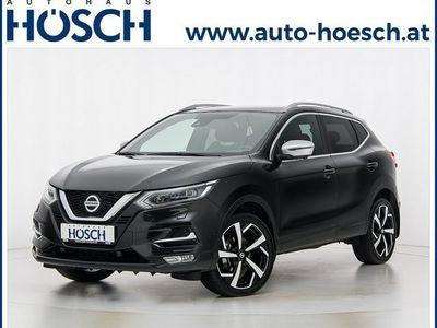 gebraucht Nissan Qashqai 1.3 DIG-T Tekna+ !VOLL! LP:35.862.-/mtl.136.-*