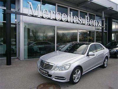 gebraucht Mercedes E300 E-KlasseBlueEfficiency Avantgarde A-Edition Aut. Limousine,