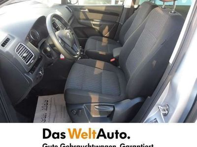gebraucht Seat Alhambra Executive TDI 4Drive