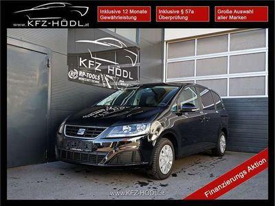 gebraucht Seat Alhambra Business 2,0 TDI CR 4WD Kombi / Family Van