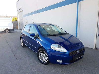 gebraucht Fiat Grande Punto 1.3MJET MIT NUR 125.TKM Limousine,