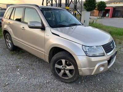 gebraucht Suzuki Grand Vitara Vitara1,9 VX-E Deluxe DDiS EURO5 SUV / Geländewagen