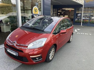 gebraucht Citroën C4 Picasso 2,0 Exclusive HDi FAP Kombi / Family Van,