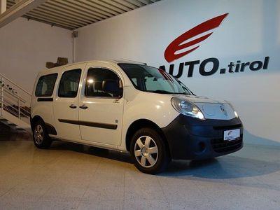 gebraucht Renault Kangoo Z.E MAXI 5-Sitzer *VORSTEUER* *VOLLELEKTRO* *KEIN