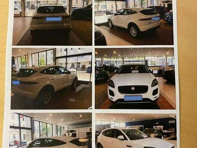 gebraucht Jaguar E-Pace 2.0DI4 D150 AWD