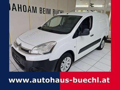 gebraucht Citroën Berlingo Kasten 660 kg 1,6 HDi FAP 90 L2 Komfort