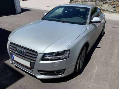 gebraucht Audi A5 Coupé 1,8 T FSI