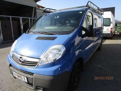gebraucht Opel Vivaro L1H1 DK 20 CDTI 27t