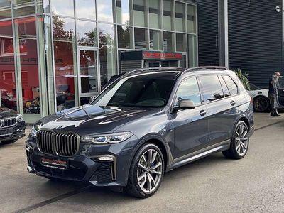 gebraucht BMW X7 M50d Aut., AHK, LKHZ, Laserlight, Bowers&Wil... SUV / Geländewagen