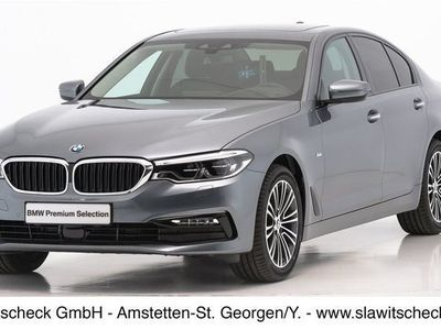 used BMW 520 d xDrive Limousine