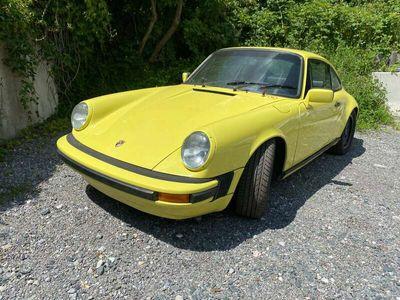 gebraucht Porsche 911SC 3,0