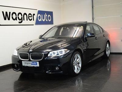 gebraucht BMW 530 d xDrive Österreich-Paket Aut.M-Sportpaket/LCI/NaviPro/ACC/LED/HeadUp