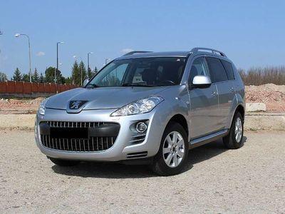 gebraucht Peugeot 4007 EXCL HDI 160 SUV / Geländewagen