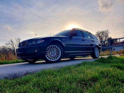 gebraucht BMW 330 xd Kombi Allrad Diesel (E46) touring ÖAMTC Pickerl