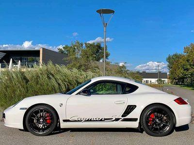 gebraucht Porsche Cayman S Sport Sportwagen / Coupé