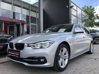 used BMW 318 i Touring Sport Line