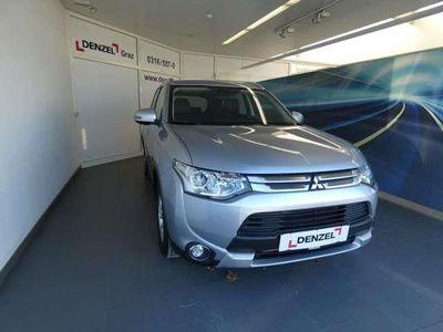 gebraucht Mitsubishi Outlander 2,2 DI-D AS&G Intense SUV / Geländewagen
