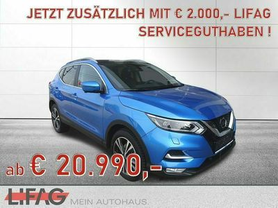 gebraucht Nissan Qashqai 12 N-Conn. *ab € 20.990-* N-Connecta